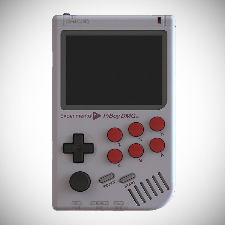 PiBoy DMG Raspberry Pi 4