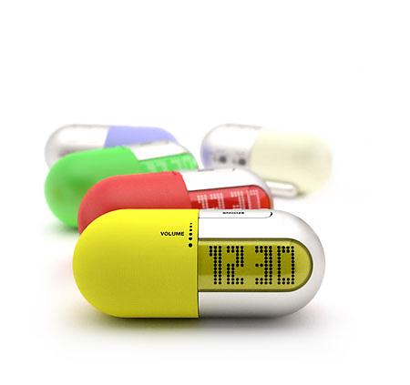 Pill Alarm Clock