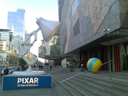 disney pixar studios. makeup Tour Of Pixar Studios