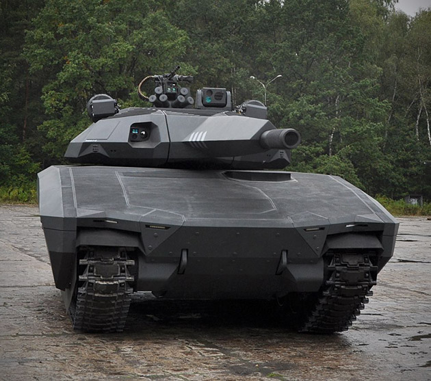 Stealth PL-01 Tank Gets Upgraded With Infrared Camouflage