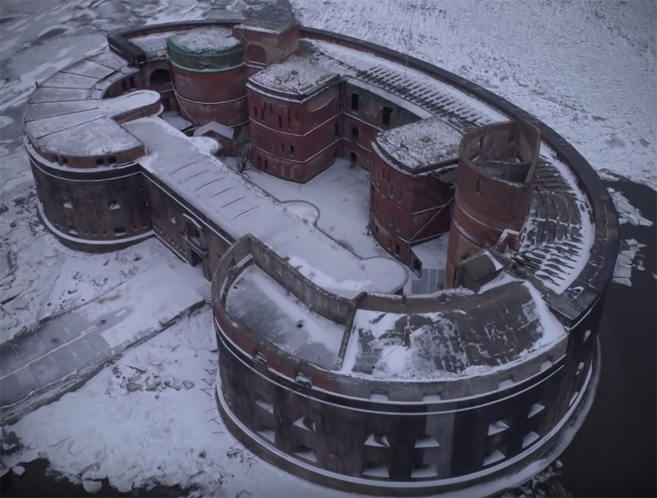 Plague Fort Russia