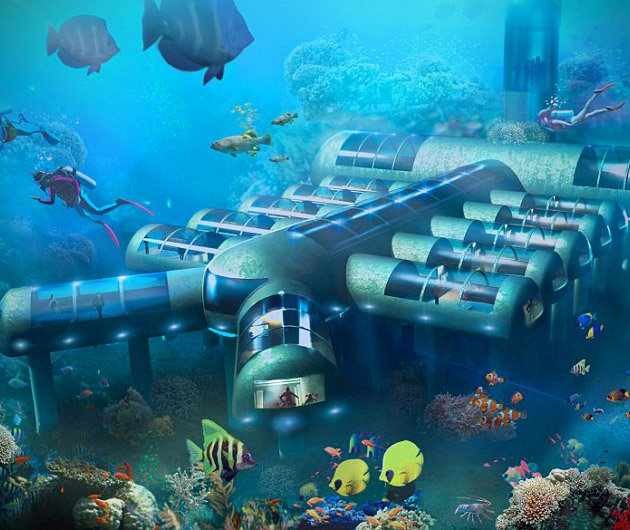 Bill gates underwater house company plans to build insane underwater