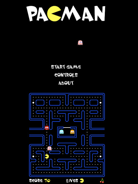 playing the pac-man games free play