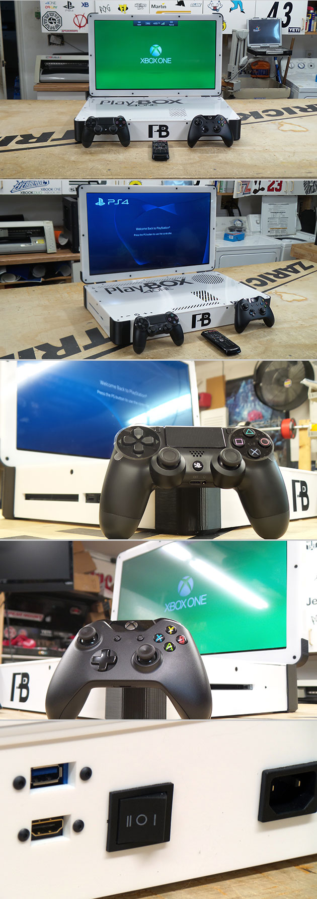 how to use a laptop to display ps4