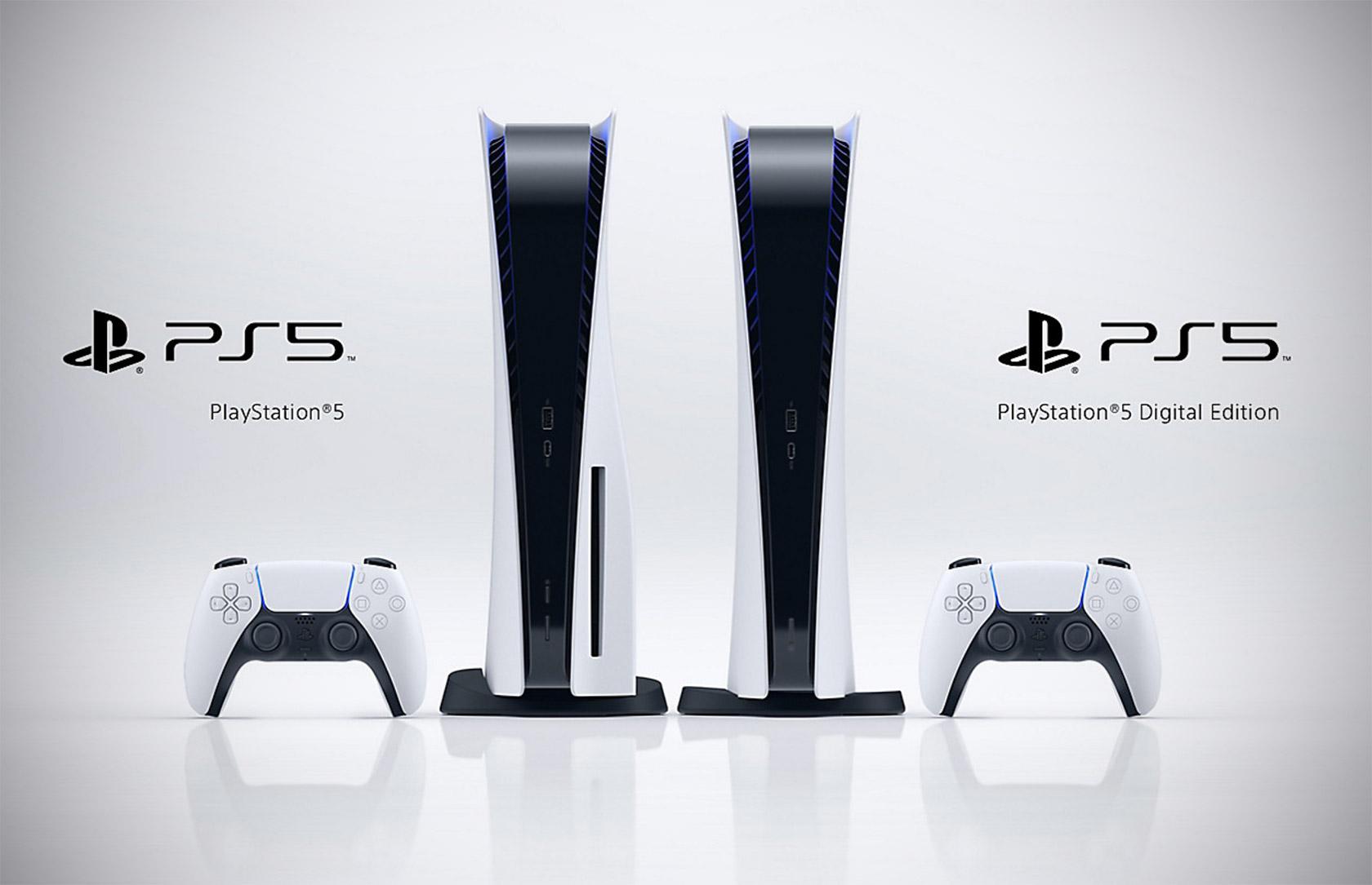 Sony PlayStation 5 Pre-Order