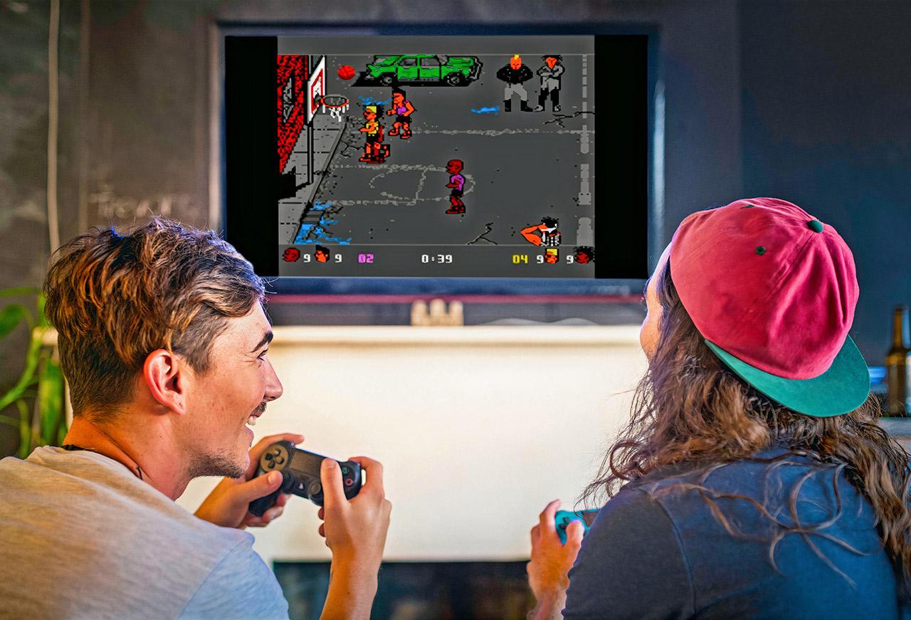 Plex Arcade Atari Retrogaming