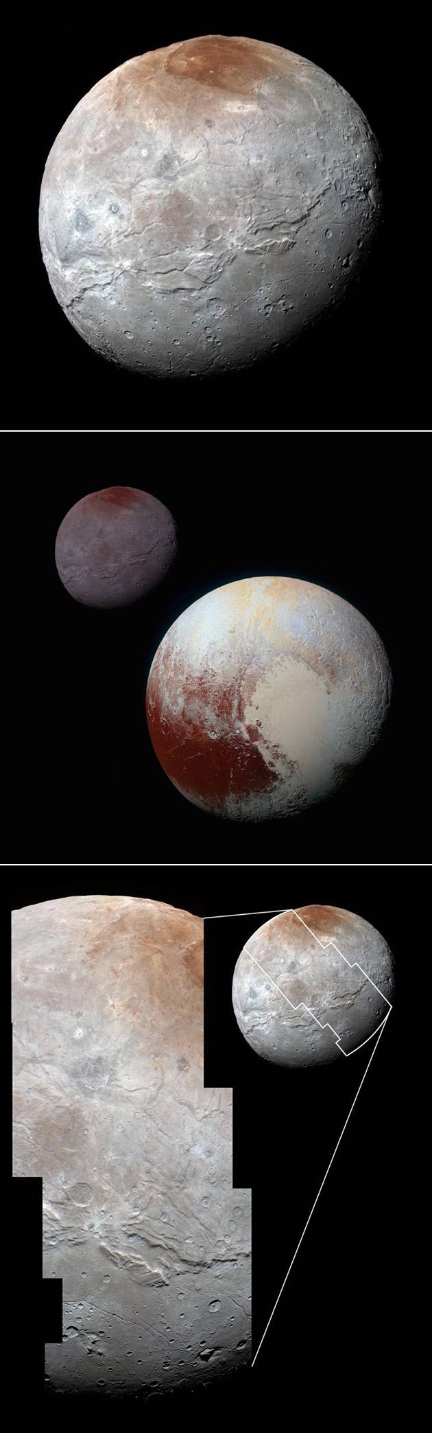 Pluto Moon Charon