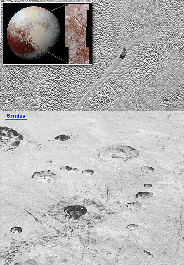Pluto Snail