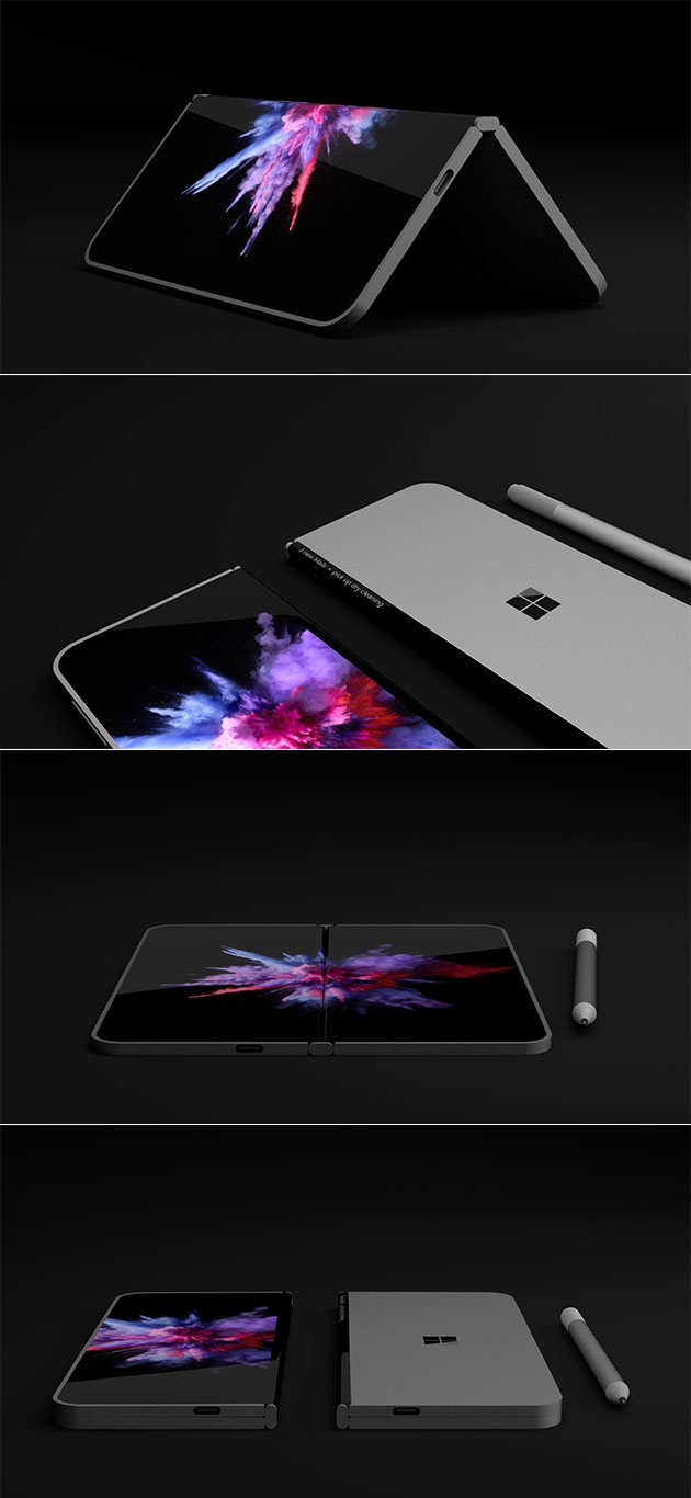 Pocket Microsoft Surface