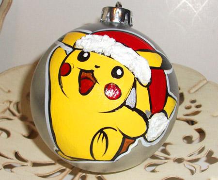 18 cool pokemon christmas ornaments for geeks