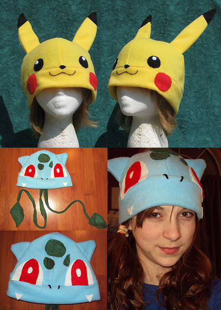 Coolest Hat Ever >> Coolest Pokemon Hats Ever Techeblog