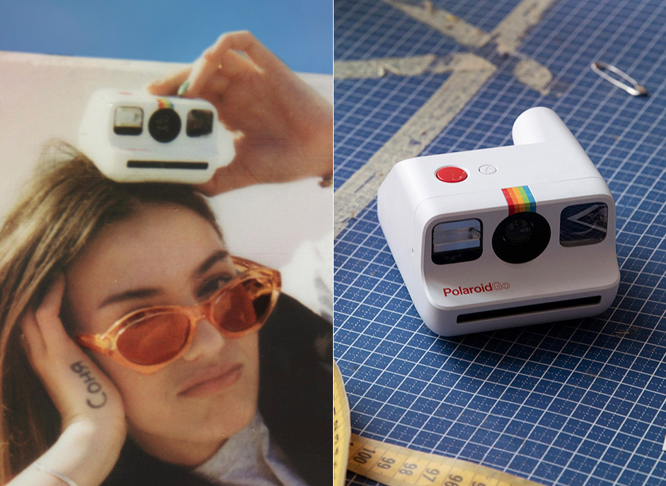 Polaroid Go Smallest Instant camera