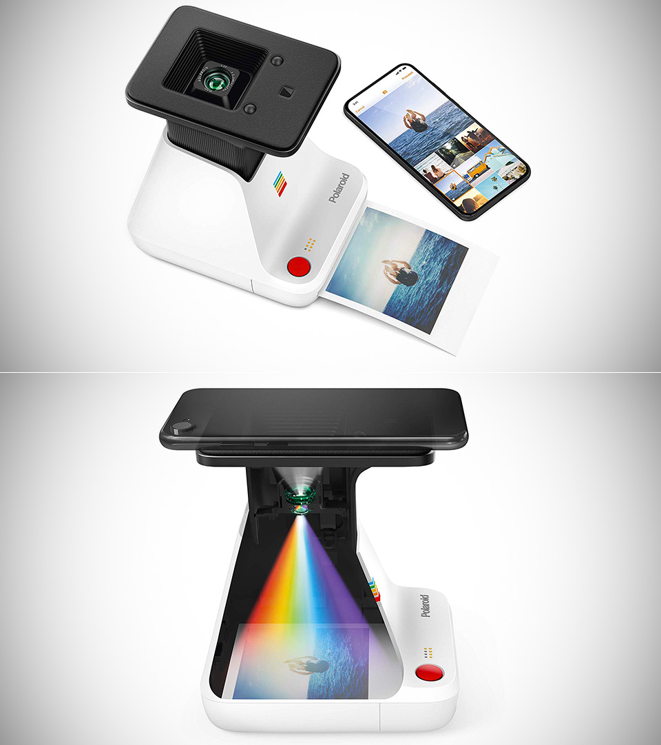 Polaroid Lab Digital Analog Smartphone Printer