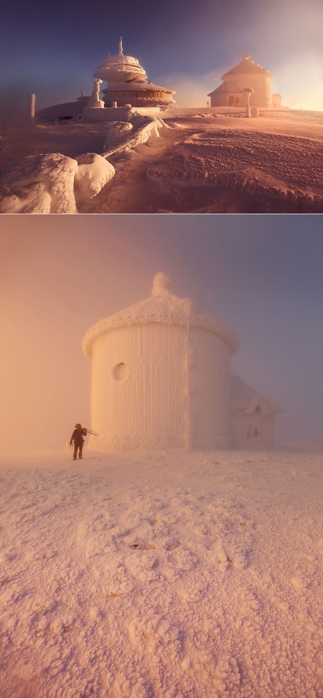 Polish Mountains Hoth