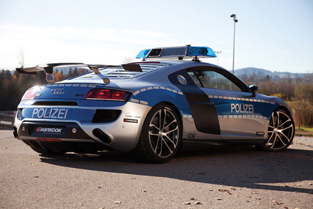 What German Police Use for Accident Response on the Autobahn - TechEBlog