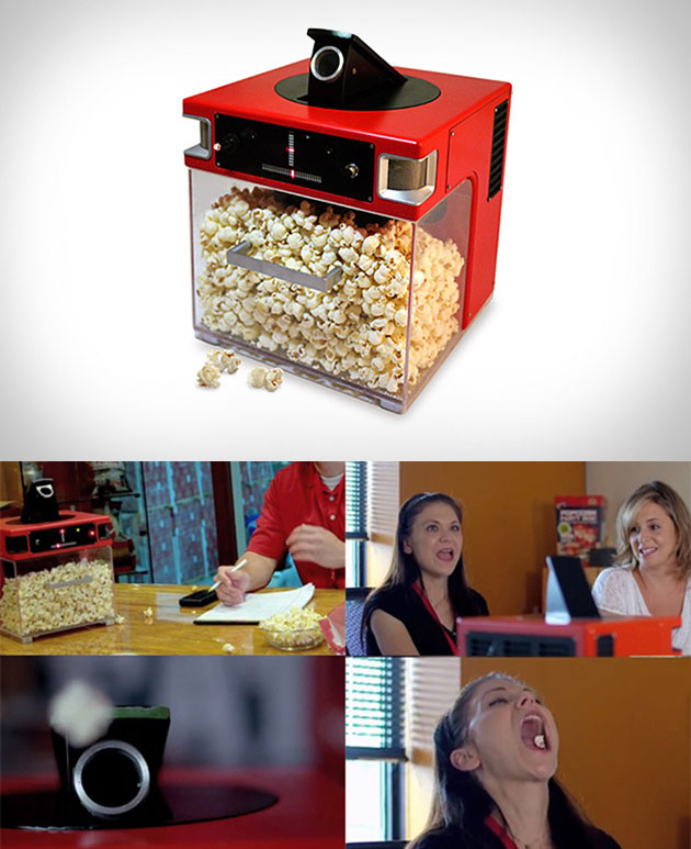 Popinator Popcorn Machine