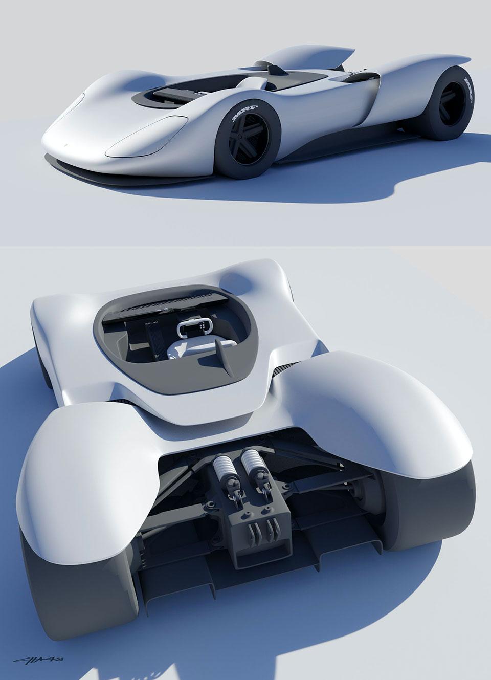 Porsche 907 Spyder