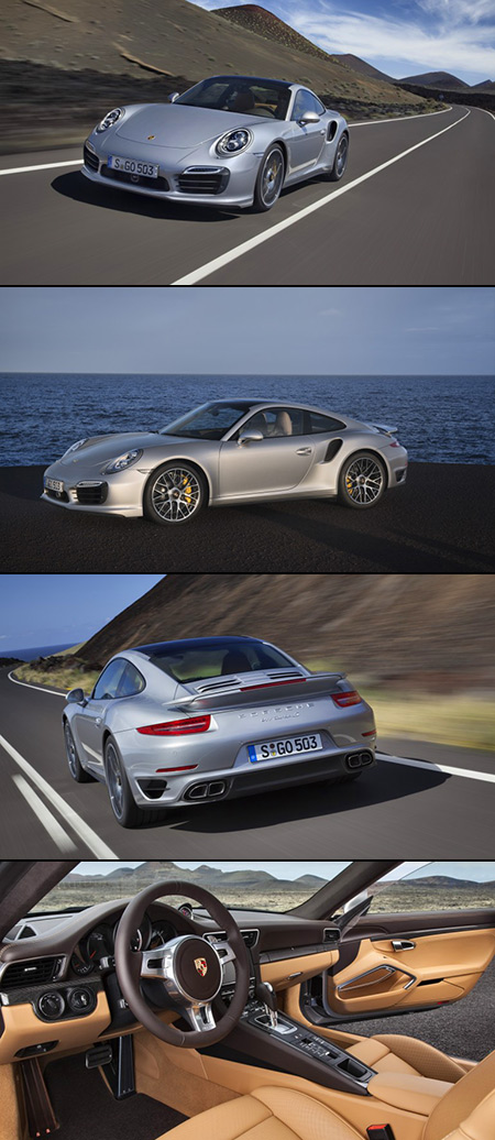 2014 porsche 911 turbo s officially unveiled goes from 0 60 in 2 9 seconds. Black Bedroom Furniture Sets. Home Design Ideas