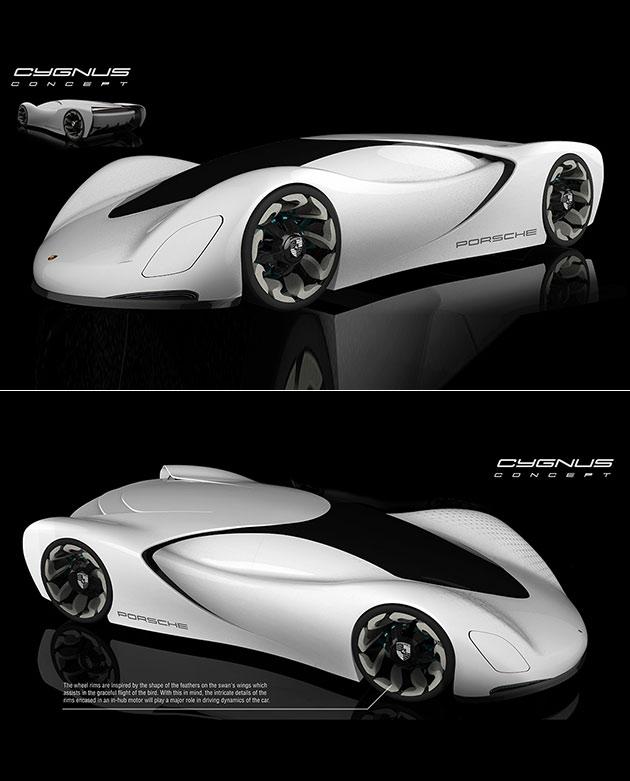 Porsche Cygnus