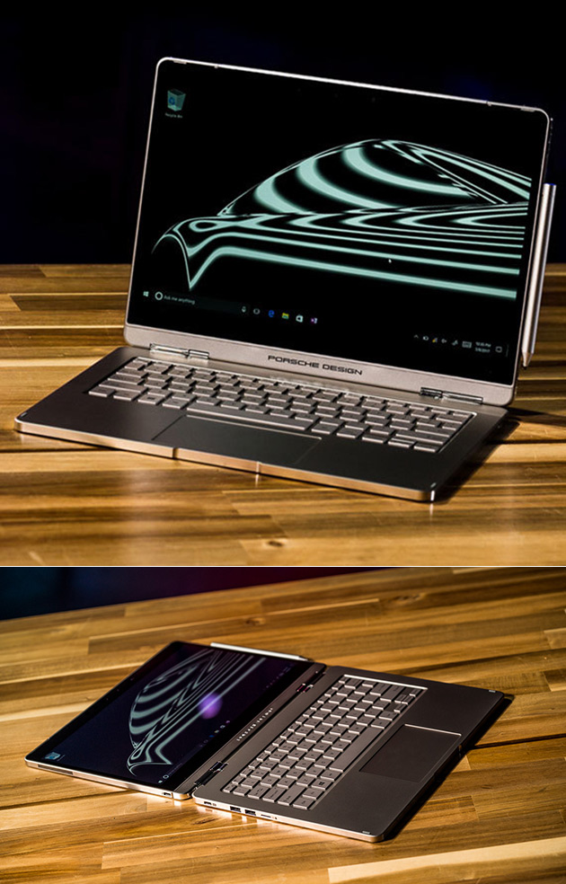 porsche design book one laptop gets reviewed is a 2 in 1. Black Bedroom Furniture Sets. Home Design Ideas