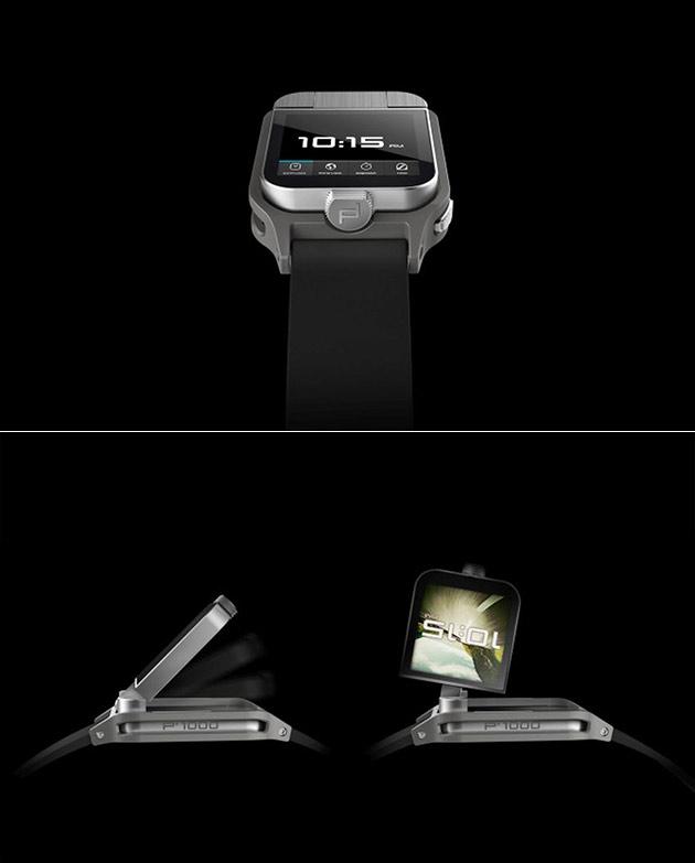 Porsche Design Smartwatch