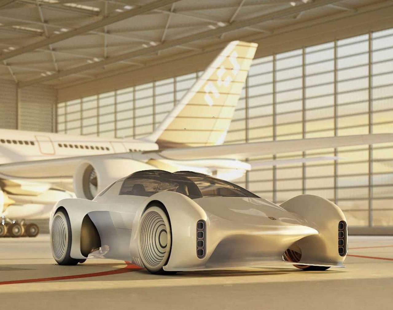 Porsche Project 411 Cruiser