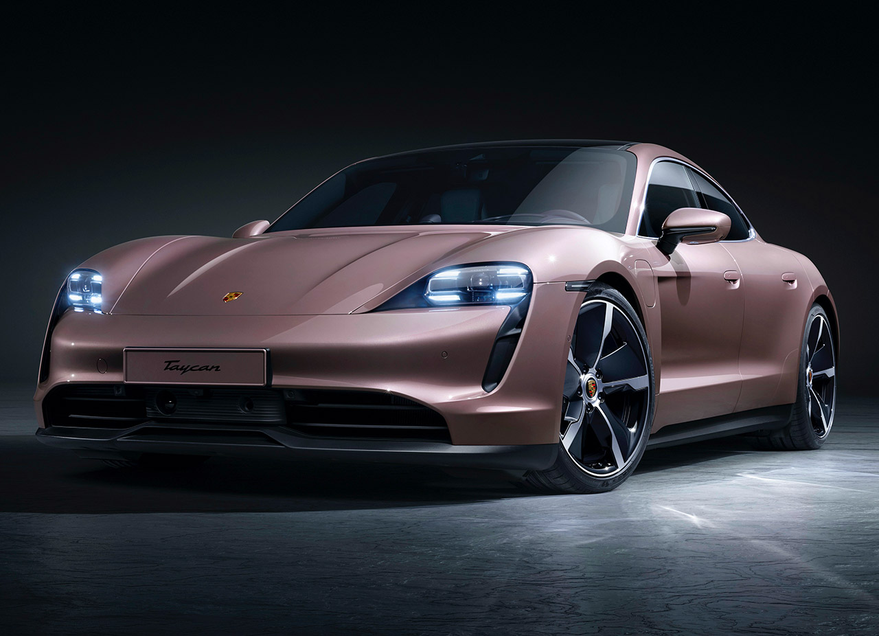 Porsche Taycan RWD Entry Model