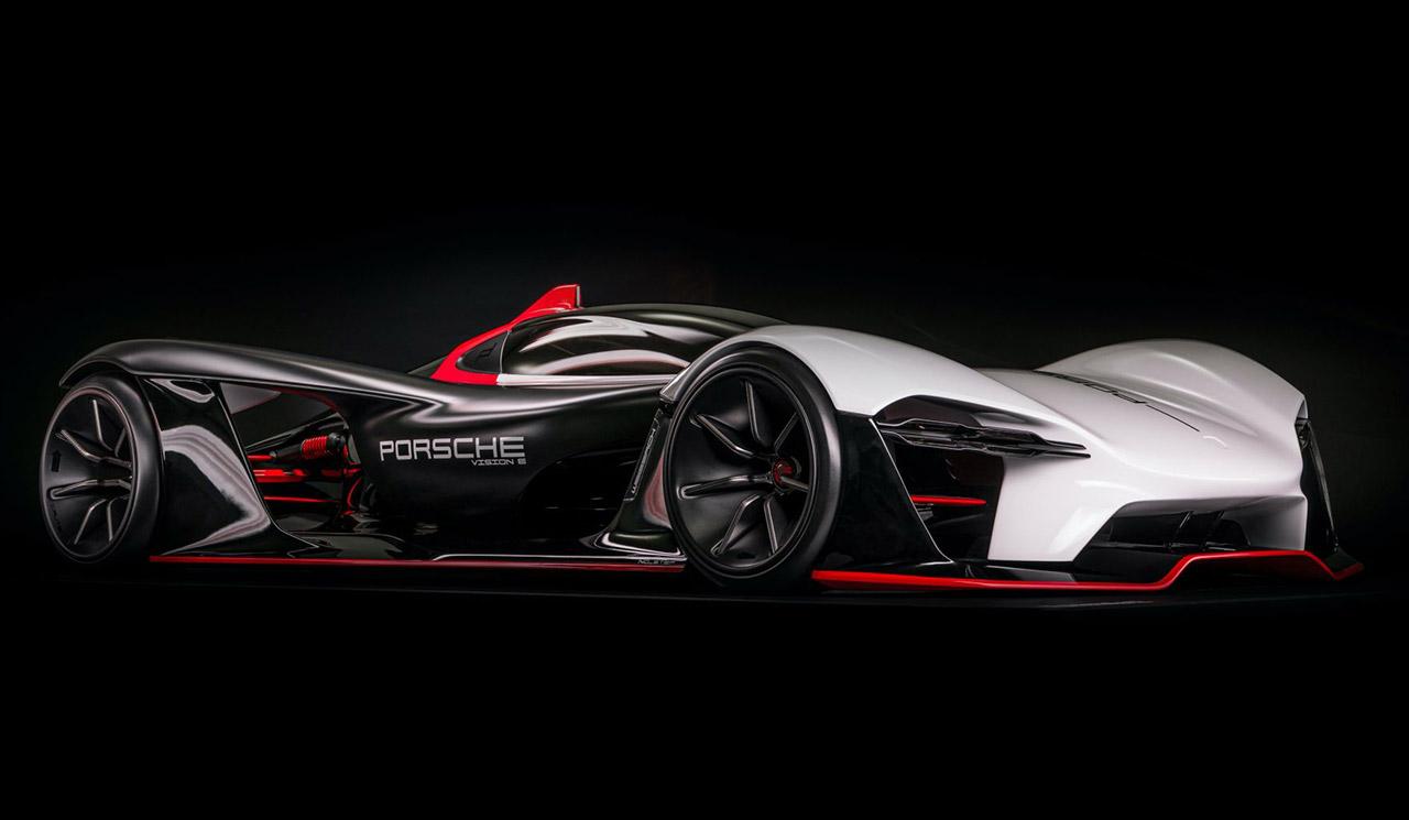 Porsche Vision E Electric Hypercar