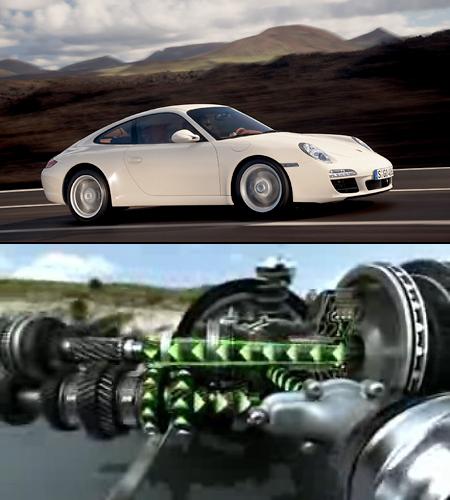 Porsche Gearbox
