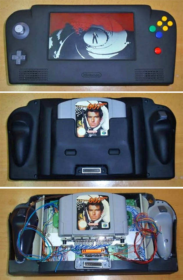 Here are 5 Custom Portable Nintendo Game Systems They Should've Made