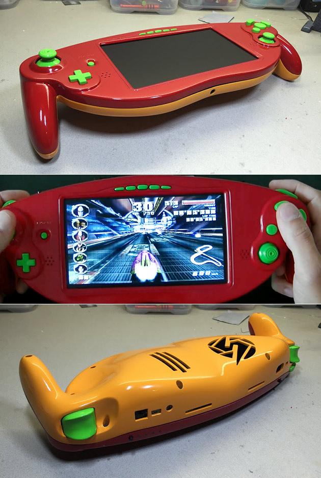 Portable Nintendo GameCube