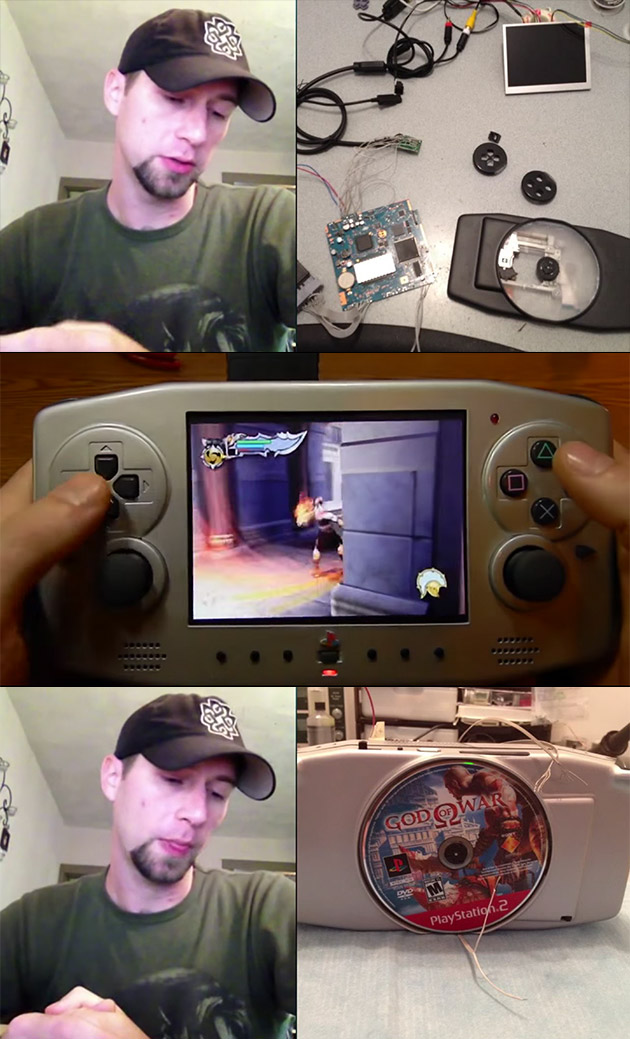 Sony never made a portable ps2 or ps3 but these 5 fans for Playstation 5 portable