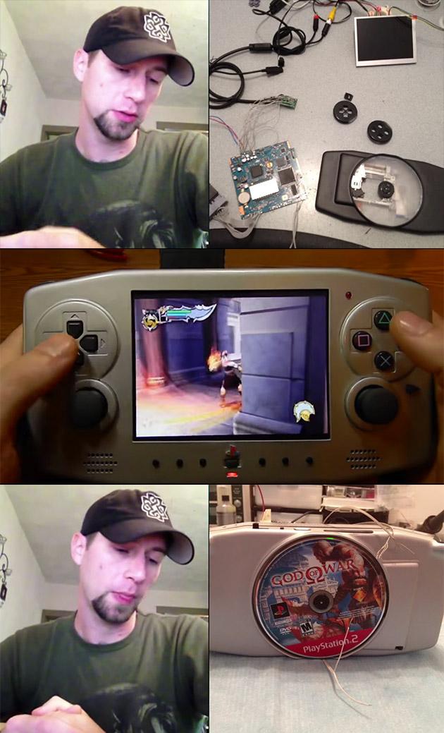 Portable PS2