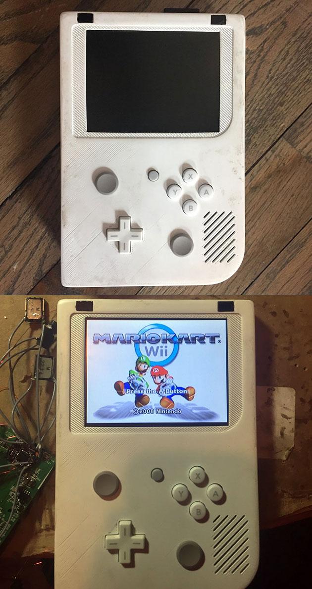 Portable Wii WiiBoy XL