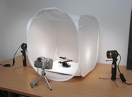 Portable Photo Studio