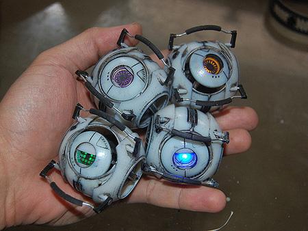 ¡Feliz cumpleaños Núcleo! Portal-2-spheres