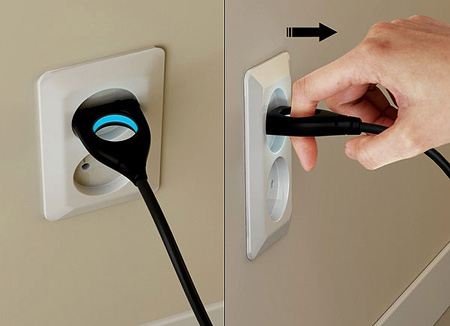 Most Power Plugs And Outlets Are Boring, These Designs Aim To Be Anything  But Normal. Starting Off, We Have The Simple Yet Effective Universal Plug,  ...