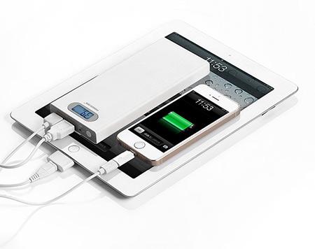 Poweradd piloto S 12000mAh antiexplosão de bateria portátil Obtém 74% redução de US $26,99 enviada