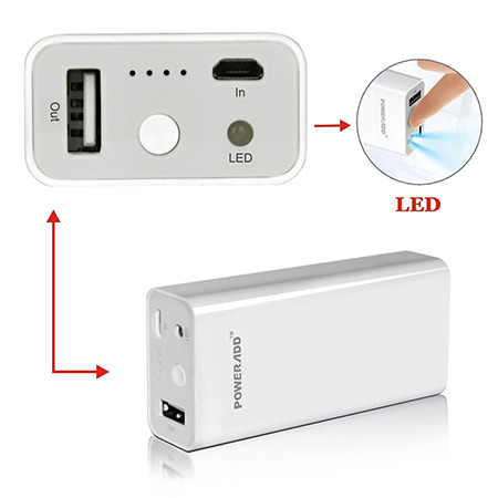 Portable Battery Pack