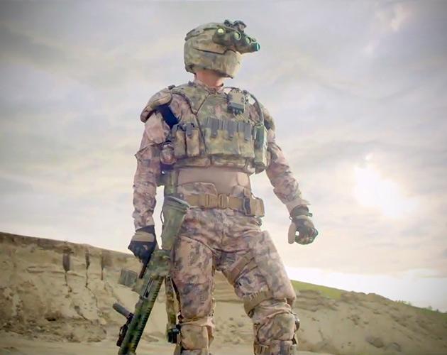 Powered Exoskeleton