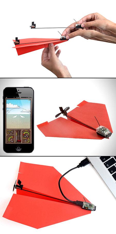 PowerUP 3.0 Paper Airplane Conversion Kit