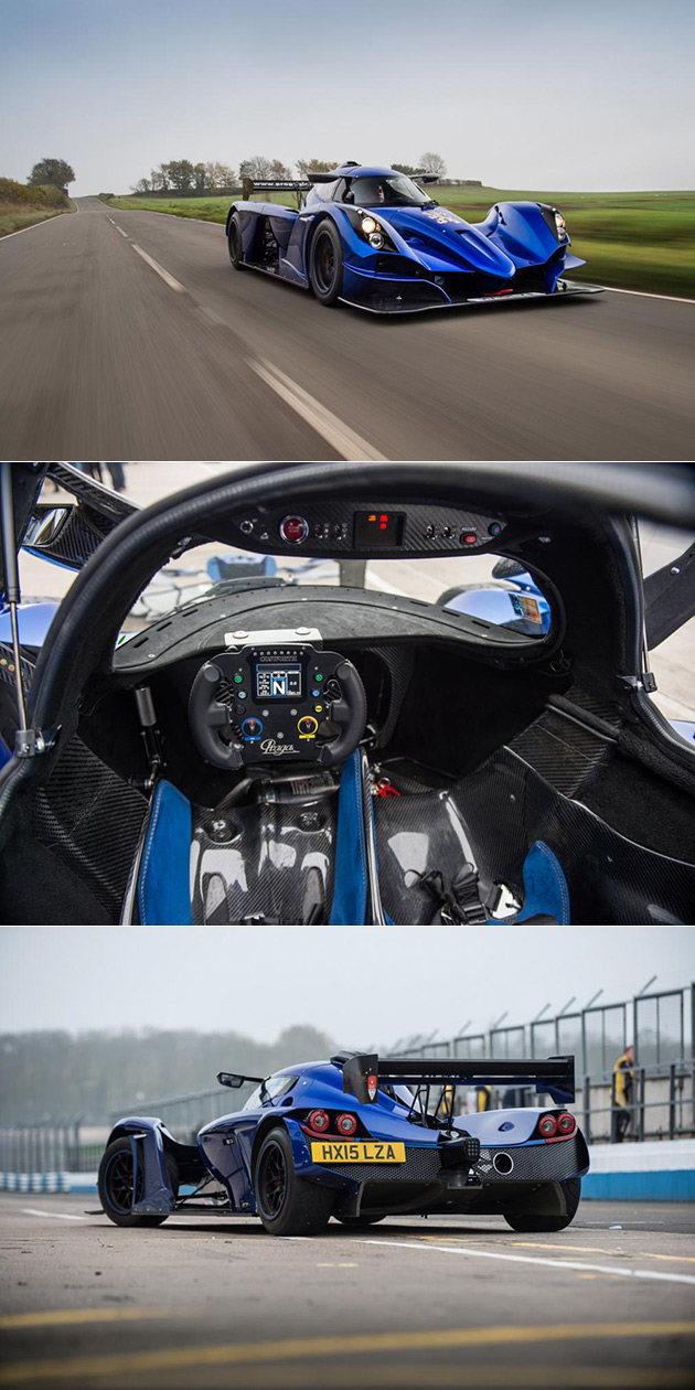 Praga R1R is a Street-Legal Le Mans Race Car, Goes from 0-60 in ...