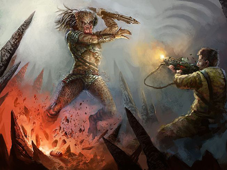 Awesome Predator Pictures Awesome Fan-made Predator Art