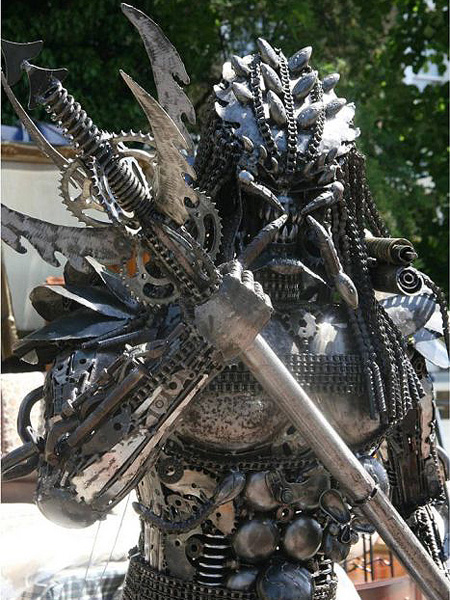 Awesome Predator Pictures Awesome Predator Statue Made
