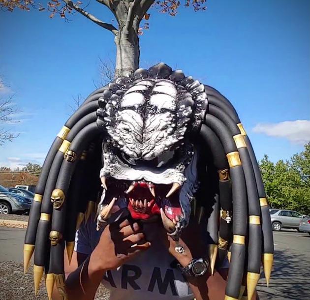 Predator Wolf Helmet