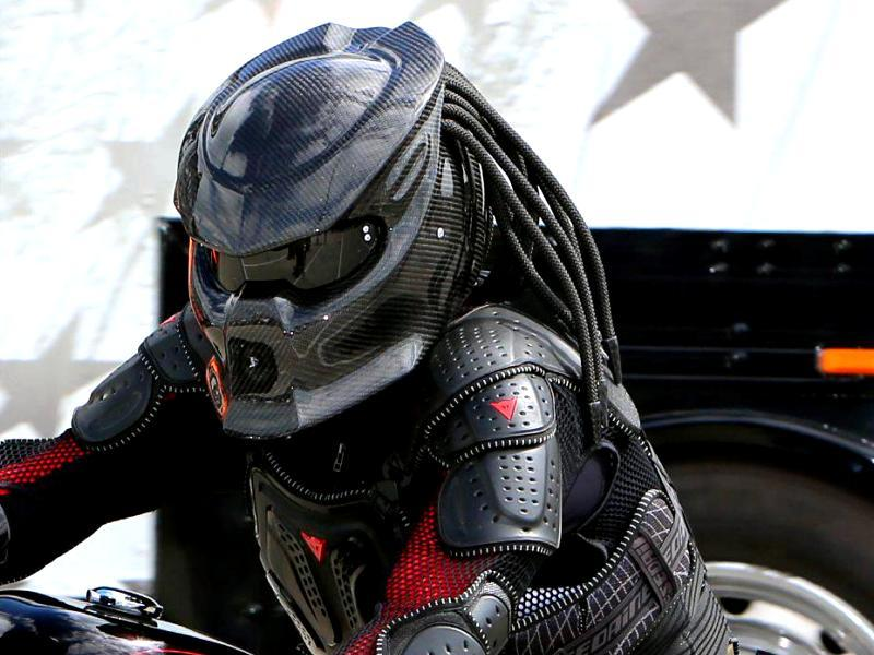 Predator Berserker Helmet