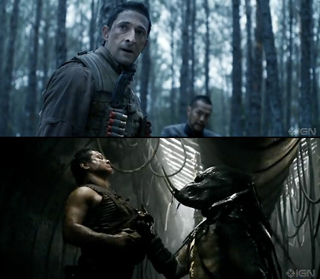 Set for release on June 7th, 2010 is the new Predators 2010 movie,