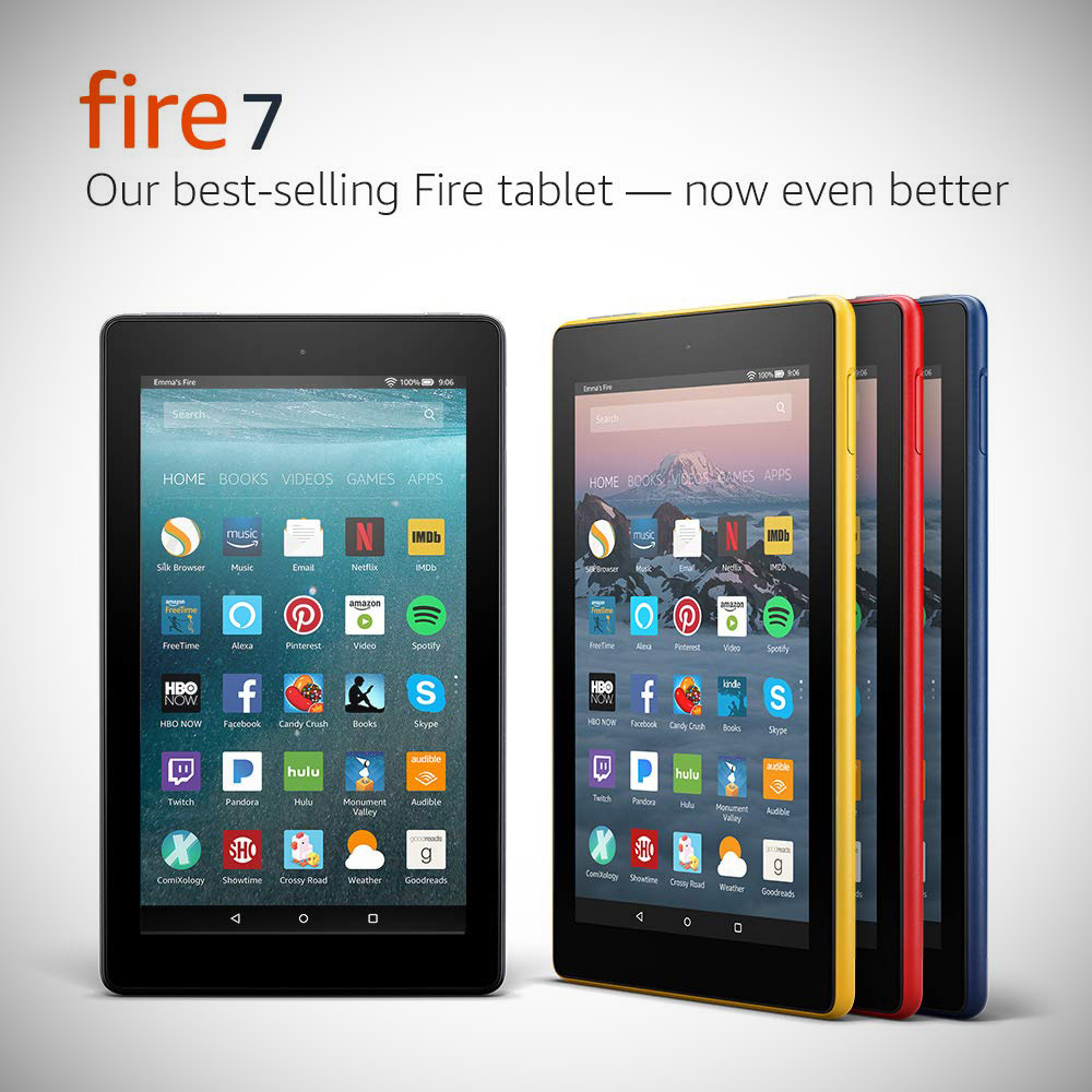Prime Member Fire 7 Tablet Deal