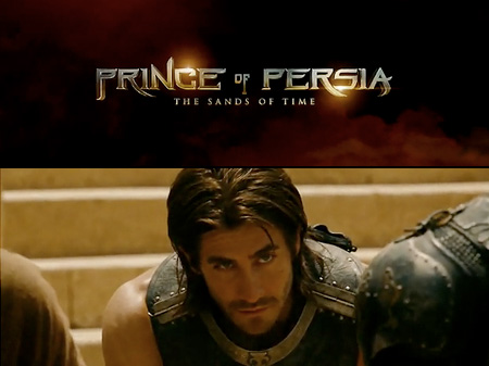 Prince Of Persia The Sands Of Time Movie Trailer Techeblog