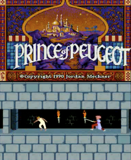 peugeot prince
